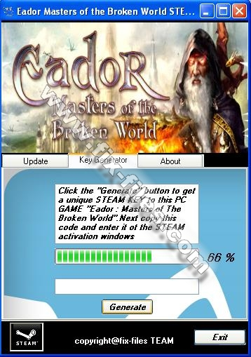 Eador masters of the broken world keygen